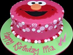 Elmo Birthday Cakes Your Kid Will Love