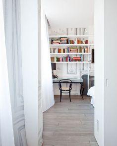 Hotel La Maison, Paris by Martin Margiela http://www.lamaisonchampselysees.com/