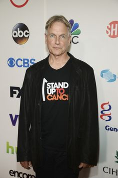 Mark Harmon arrive at Stand Up To Cancer