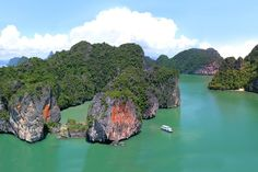 PHUKET | The view from Point Yamu by COMO, Phang Nga Bay, Thailand | via cntraveller.com