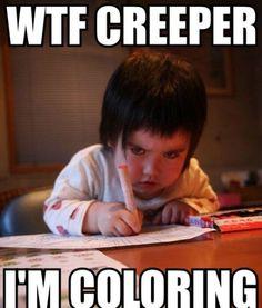 WTF Creeper