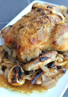 The Perfect Roast Chicken for Fall