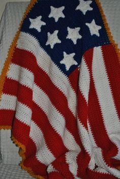 flags, flag afghan, diapersbytheslic, american flag, flag blanket, blankets