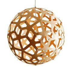 David Trubridge - Coral 600 Pendant Lamp DTL003 #2Modern
