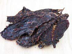 Caribbean Beef Jerky Recipe beef jerky recipe, beef jerki, dehydr food, jerki recip