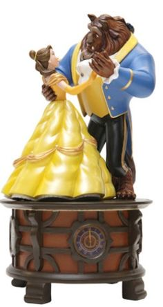 *BELLE & THE BEAST/ADAM ~ Beauty and the Beast music box