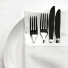Concentrating on the details such as the place settings will go a long way.