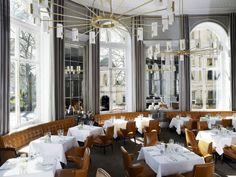 Northall Restaurant at the Corinthia Hotel (London) - by GA Design International