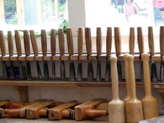 way to store wood working tools Syrendell