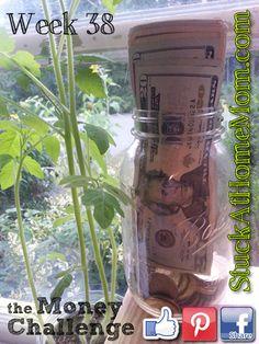 The 52 Week Money Challenge Week 38 – Start Saving for Christmas