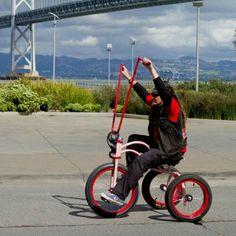 . custom bicycl, bicicleta custom