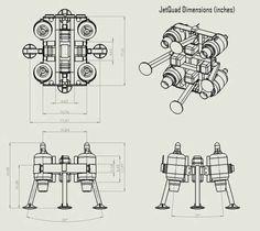 JetQuad Concept Art