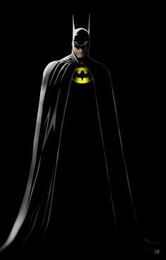 Batman by CelticBolt