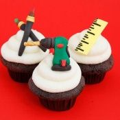 Tools Cupcakes  www.