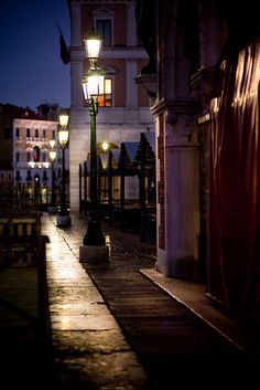 #Venice Nights