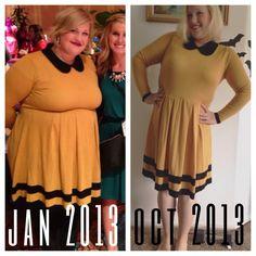 An Inspirational Weight Loss Journey!