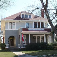 """Quapaw Quarter, Little Rock, AR - Best """"This Old House"""" Neighborhoods 2012: The South"""