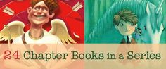 Need a Good Book? 24 Chapter Books (in a Series!) « Imagination Soup | Fun Learning and Play Activities for Kids