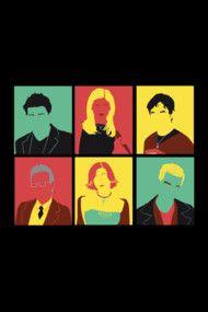Buffy Pop Art