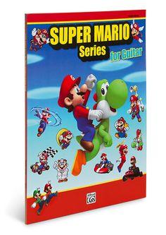 Super Mario Songbooks