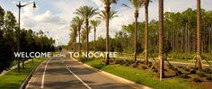Welcome Home. Nocatee - Ponte Vedra, Florida.