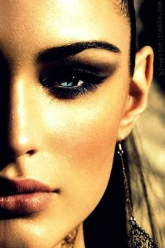 love the smokey eye