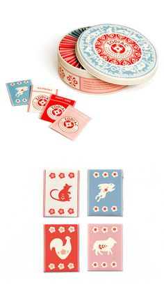 Zodiac Tea- Designed by Danielle Kroll, What's your sign #packaging PD