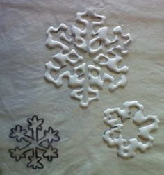 Do It Yourself! Snowflake Window Clings - Crafts & Activities for Kids - LocalFunForKids Best Blogs for Local Fun, Easy Recipes, Crafts & Motherhood