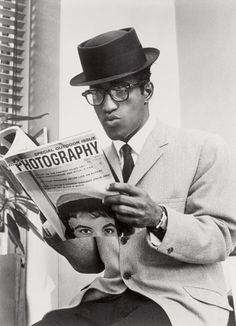 Sammy Davis Jr, 1950s