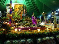 Altar en Coyoacán