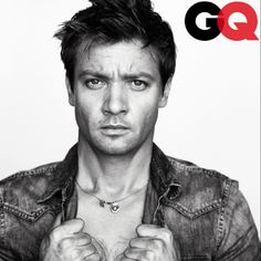 Jeremy Renner...wow, just wow