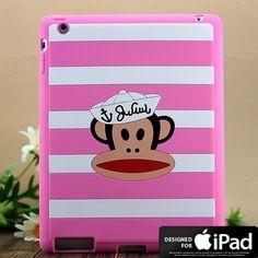 Paul Frank iPad case.