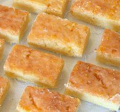 Paula Deens orange brownies