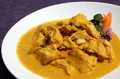 Paleo Meal: Slow Cooker Chicken Curry from Fast Paleo