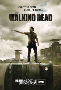 The Walking Dead- Season 3 poster.