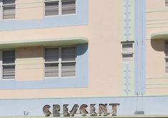 Miami Beach: Crescent Hotel on Ocean Drive, South Beach (Miami Beach, Florida) Hotels in Ocean Drive!