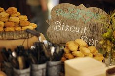 idea, honey boo boo, late night snacks, brunch party, southern girls, southern weddings, floral designs, biscuits, biscuit bar