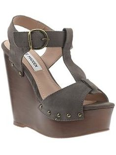 I always did have a thing for Steve Madden.
