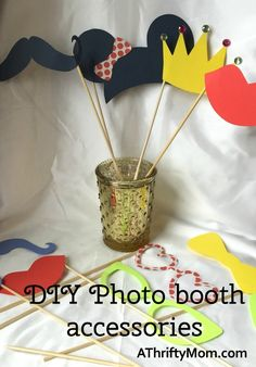 diy photo booth acce