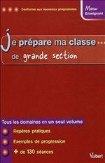 FICHES DE PRÉPARATION et CAHIER JOURNAL