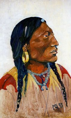 Ute Native Americans | Ute Chief, Native American | Flickr - Photo Sharing!