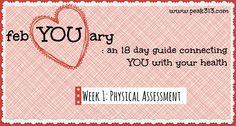 febYOUary: Week 1: P...