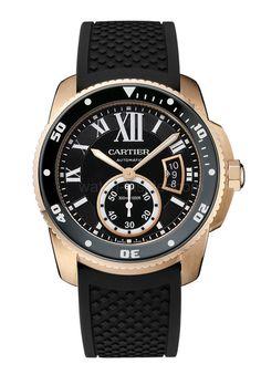 Calibre de Cartier Diver 2014