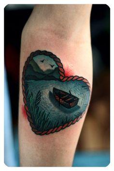 This looks kinda like my Indiana tattoo