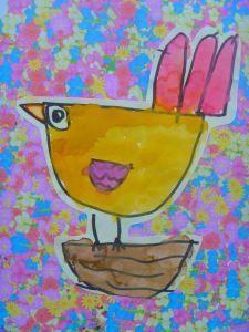 So Tweet: Great Kids Art Project