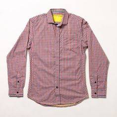 unscruff photography: Descendant of Thieves Button-up