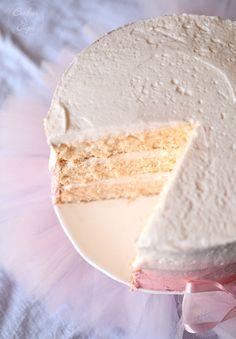 Pink Lemonade Chiffon Cake