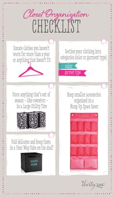 Keep your closet organized (and super cute!)
