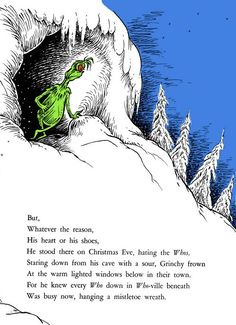 How the grinch stole christmas ♥