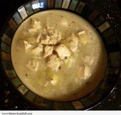 cock a leekie soup Cock A Leekie Soup